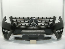 Mercedes ML W166 original Stoßstange Stoßfänger Kühlergrill AMG Styling Paket