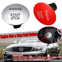 Keyless Startknopf MotorStarter Start&Stop Knopf Universal für Mercedes