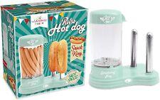 cooking machine à hot dog rétro rapide & pratique capacité de 12 saucisses neuf