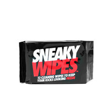 Sneaky Shoe Wipes- Love Your Trainers   Clean Creps Boots Suede Leather Sneakers