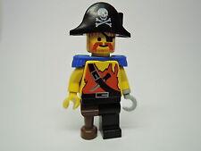 LEGO Figur Piraten Pirat  Holzbein Messer Hakenhand pi023   1788 6264 6278 6292