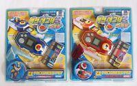 TAKARA Rockman EXE (Mega Man) : DX PROGRESS PET  RED +BLUE SET