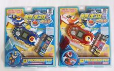 TAKARA Rockman EXE (Mega Man) : DX PROGRESS PET  RED +BLUE SET