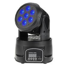 2Pcs 105W RGBW Moving Head Stage Light Lighting Wash DMX 9/14CH DJ Event D4D4
