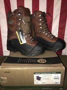 Cabela's Predator Extreme PAC Boot 1,200 Gram Insulation Winter Boots 12D NIB!!!