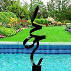 Large Modern Metal Sculpture Garden Art Yard Decor Original Signed Jon Allen