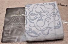 Peacock Alley Signature Collection SHADOW DAMASK King Pillow Sham BLUE  $125 NEW