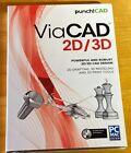 Punch ViaCad 2D/3D Version 10 Drafting Modeling 3D PC Software  AutoCad Compat