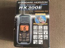 Standard Horizon HX300E radio marina RF (perfecto Estado)