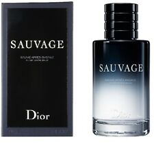 Christian Dior Sauvage After Shave Balm 100ml Mens Perfume
