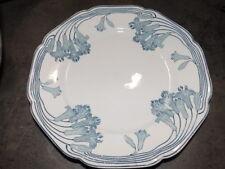 PETRUS REGOUT Maestricht - Décor CLEVIA (Art Nouveau) - Assiette plate