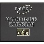 GRAND FUNK RAILROAD - ROCK CHAMPIONS (NEW SEALED CD) Digipak