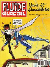 Fluide Glacial N°180 - Eds. Audie - Juin 1991