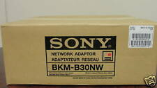 Sony BKM-B30NW Network Adaptor for plasma PFM-50 PFM-42