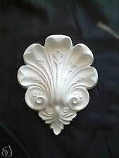 SILICONE RUBBER MOULD ORNATE CENTER PIECE FIRE PLACE OR  FURNITURE