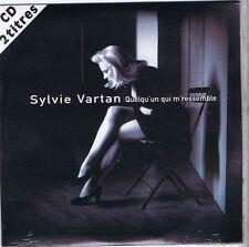 CD SINGLE (NEUF) 2 TITRES SYLVIE VARTAN QUELQU'UN QUI M'RESSEMBLE