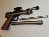 "POLISHED New Crosman .22 cal. 7.75"" 7.5 rifled BARREL 2240 2250 2300 2400 SWEET"