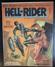 HELL-RIDER #2 (Skywald Publications) 1971 Magazine FN 6.0