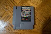 Wheel of Fortune (Nintendo, NES)