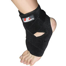 NonZero Gravity Breathable, Adjustable Neoprene Ankle Support Brace - One Size