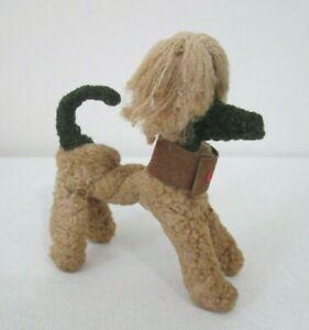 VHTF Vintage Barbie: Put Ons And Pets #1063 HOT TOGS ~ Afghan Hound Dog ~ RARE