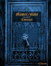 Master/Slave Gay Bdsm Contract: By B., Dita