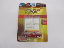 1:64 scale 1997 Chevrolet Corvette Coupe Racing Champions Ertl Diecast Red