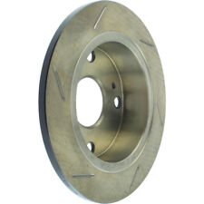 StopTech Sport Slotted Brake Disc fits 1985-1987 Toyota Corolla  STOPTECH