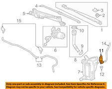 GM OEM Windhsield Wiper-Washer Fluid Pump 13250357