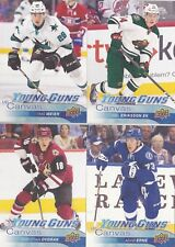 16-17 Upper Deck Adam Erne UD Canvas Young Guns Rookie Lightning RC 2016