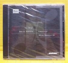 The Bose : Special Edition Lifestyle Music System - CD Brand New Sealed
