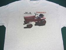 GRAVELY 18G Garden Tractor tee shirt