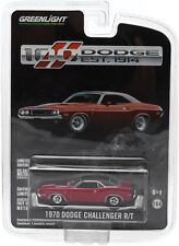1:64 Anniversary Collection Series 2 1970 Dodge Challenger Greenlight