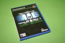 Men In Black II (2) Alien Escape Sony PlayStation 2 PS2 Game - Infogrames