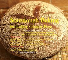 CD - Gluten Free Sourdough Baking at Home - 6 eBooks + 100's Posters + Links