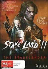 Stake Land II: The Stakelander [New DVD] Australia - Import, NTSC Region 0