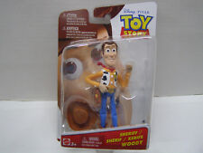 DISNEY PIXAR TOY STORY SHERIFF WOODY 5 inch ACTION FIGURE