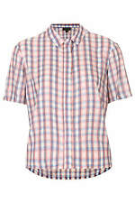 Checked Classic Tops & Shirts Topshop for Women
