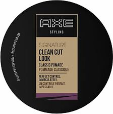 AXE Clean Cut Look Hair Pomade Classic 2.64 oz (Pack of 3)