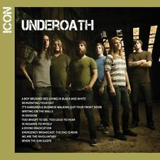 Underoath - Icon - CD Album Damaged Gehäuse