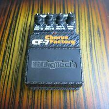 Used Digitech CF-7 Chorus Factory