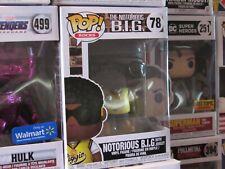 The Notorious Big Funko Pop Music Rocks #78 Notorious B.I.G. Figure New Figurine