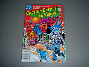 Captain Carrot And His Amazing Zoo Crew 13 DC Vol. 2 No. 13 March 1983 VF/NM 9.0