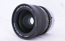 Canon FD 24mm f/ 1.4 SSC Aspherical Rare Lens