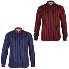Fitted Singlepack Striped Casual Shirts & Tops for Men