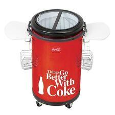 Koolatron Coca Cola Indoor/Outdoor Party Fridge CCPC50 drinks Cooler NEW