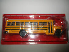 AUTOBUS GMC 6000 SCHOOL BUS 1989 HACHETTE SCALA 1:43