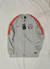 Nike Soccer Chile Travel Presentation Jacket Gray