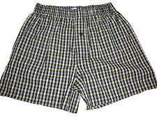 NEU Yigga tolle Boxer Shorts Gr. 146 / 152 schwarz-grün kariert !!