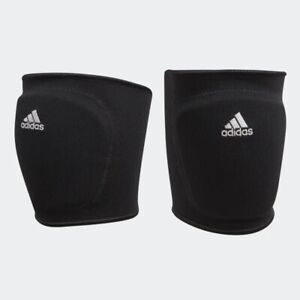 Adidas 5-Inch Volleyball Knee Pads (Men's Size L) Protective Gear Black